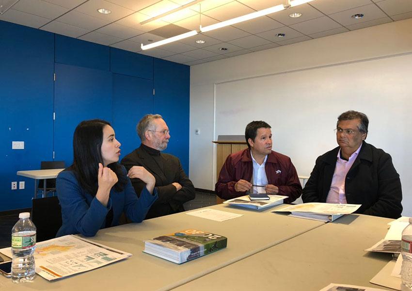 Reuinião em Boston - Governo do Maranhão | Meeting in Boston-Government of Maranhão
