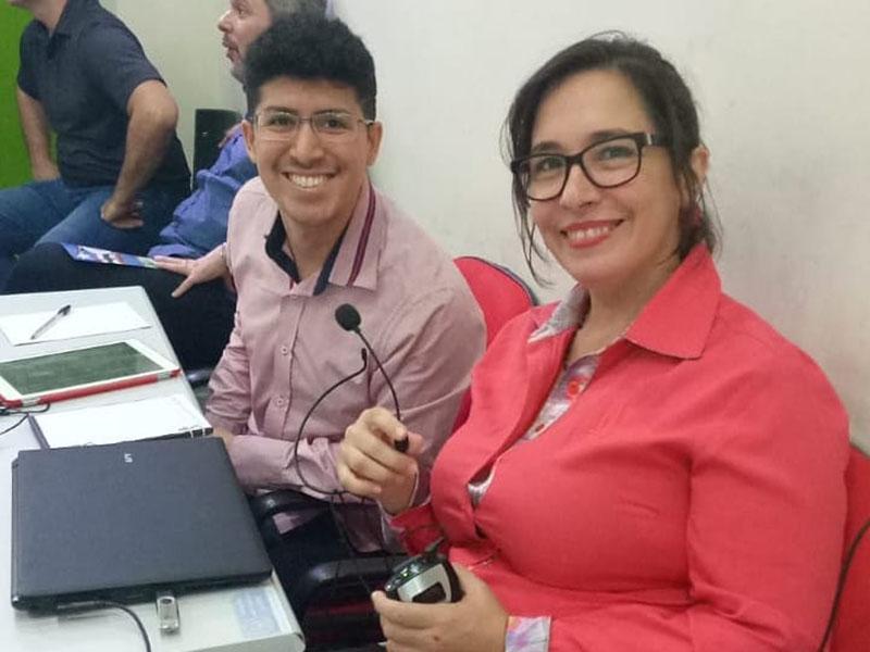 VII Seminário Nacional de DNA e Laboratórios Forenses São Luís-MA | VII National Seminar of DNA and Forensic Laboratories