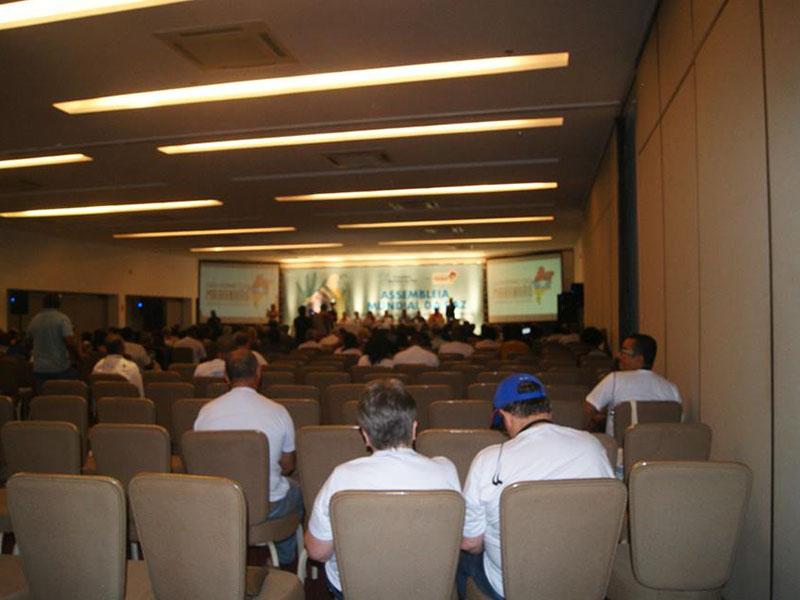 Conselho Mundial da Paz – Assembléia Mundial da Paz São Luís-MA World Peace Council – World Peace Assembly in São Luis-MA