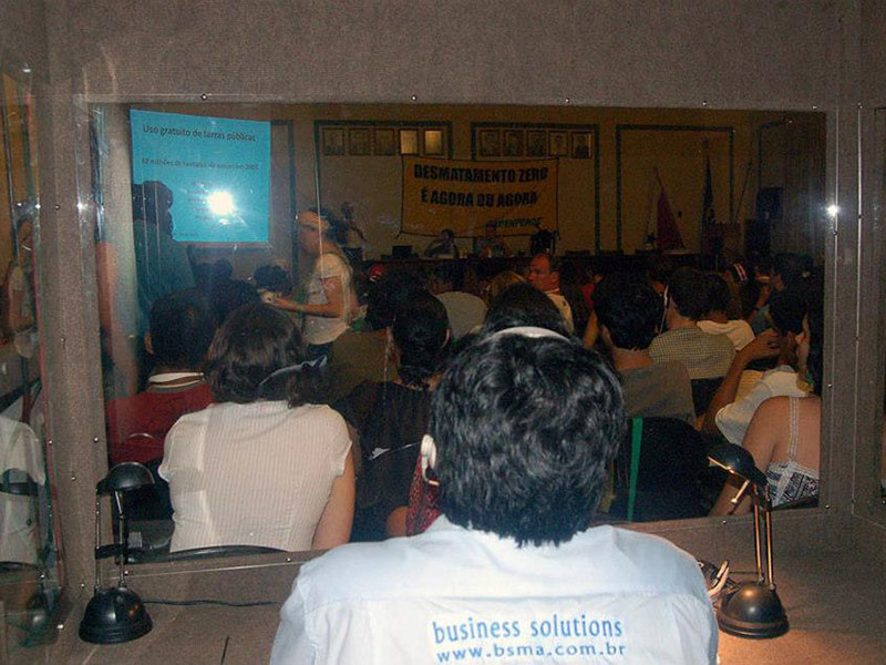 Fórum Social Mundial – World Social Forum WWF Brasil - Belém-PA